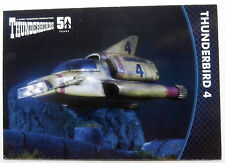 THUNDERBIRDS 50 YEARS - Card #41 - Gerry Anderson - Unstoppable Cards Ltd 2015