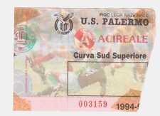 54264 Biglietto stadio - Palermo Acireale - 1994/1995