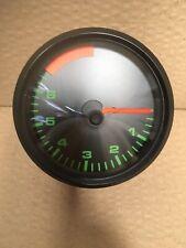 PORSCHE 924 Turbo Verde VDO REV contatore/contagiri Gauge
