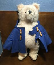 "Vintage Original Gabrielle Designs 19"" Mohair Paddington Bear 1972 England"