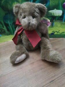 Bearington Bear Plush Adorable Brown  Bear