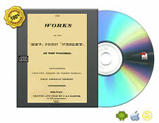 The Works of the Rev. John Wesley in 10 Volume set eBooks On CD