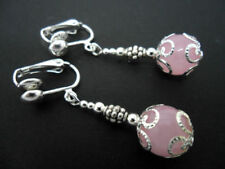 Handgefertigter Mode-Ohrschmuck mit Tropfen-Perlen