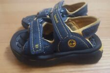 Boy Size 5 Timberland Blue Sandals Shoes
