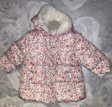 Girls Age 3-6 Months - Beautiful Winter Coat - Immaculate Condition