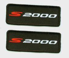 HONDA RACING TEAM S2000 HONDA MUGEN HONDA FACTORY PERFORMANCE HFP S2000 LOGO X 2