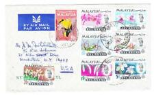Malaysia SG#22-MIXED ISSUES-KELANTAN SG#103-9(complete set)-KOTA BHARU