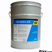 Kixx GS Hydro XW 68 - Hydraulic Oil, 20Litre