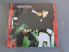 CD N° 4 TIZIANO FERRO COLLECTION ROSSO RELATIVO  CORRIERE DELLA SERA