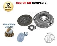 FOR NISSAN 100NX ALMERA SUNNY N14 Y10 1.5 1.6 16V 1992-> NEW CLUTCH KIT COMPLETE