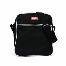 Japanese Retro Flight Bag Vintage Anime Manga Messenger Weekend Shoulder Mens
