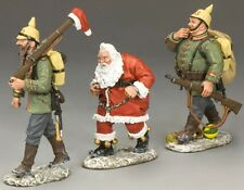 KING & COUNTRY CHRISTMAS SPECIAL XM010-01 NO CHRISTMAS FOR THE KAISER MIB