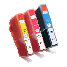 3 COLOR 564XL Ink Cartridge for HP Officejet 4610 4620 4622 Photosmart B209