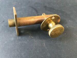 Vintage Antique Furniture Slide Lock