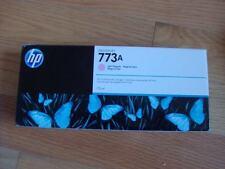 2018 OEM HP #773A 775ml Light Magenta INK CARTRIDGE DESIGNJET Z6800 C1Q25A NEW