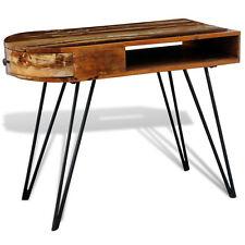 Office Computer Desk Home Antique Vintage Style Furniture Study Laptop Pc Table