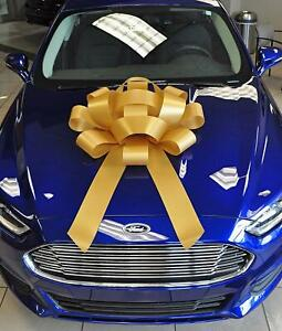 CarBowz Big Car Bow for Christmas Car Decorations and Birthday Car Gifts