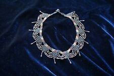 necklacefrom Gauteng, South Africa Hand beaded elegant short African