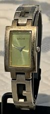 GUESS Inc Women's Wristwatch Japan Movt Working Fair Condition