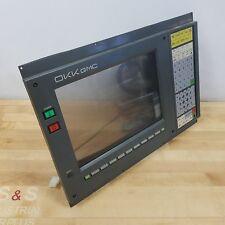 Okk Gmc Meldas Control Panel With Mitsubishi Ok401b 2 Operation Board Used