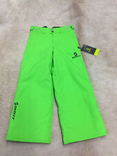 Scott Kinder Skihose Slope Farbe green flash Gr.M/140 neu