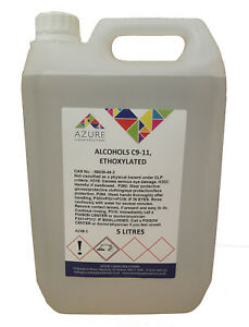Alcohols C9-11 Ethoxylated (Neodol 91-6) (Caflon NE-0600G) CAS: 68439-46-3 - 5L