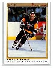 (HCW) 1990-91 OPC Premier #121 Bryan Trottier Mint
