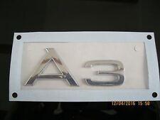 Original Audi A3 Emblem NEU 8P0 853 741 2ZZ