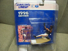 Deion Sanders 1996 Starting Lineup Figure with Black Jersey, Card, & Case