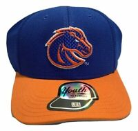 NCAA Boise State Broncos Baseball Hat Cap Kids Boys Blue Orange Adjustable