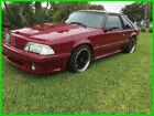 1991 Ford Mustang GT Hatchback 1991 Ford Mustang GT Hatchback 5.0L V8 13,000 Mi 4 Spd Auto A/C Tint SVO Heads