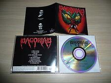 @ CD DAGORLAD - INCANTATIONS / RARE METAL II MOONS RECORDS 1998