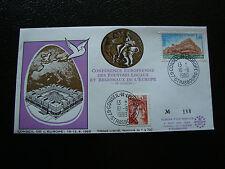 FRANCE - enveloppe 10/6/1980 yt service n° 54 (cy19) french