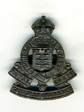 Old Canadian Military Badge Canadian Ordinance Royal Corps