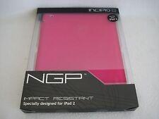 NEW IN BOX Incipio Pink NGP Impact Resistant IPAD Case IPAD-217