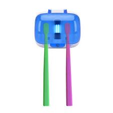 Dental Care UV Family Toothbrush Sterilizer Sanitizer Cleaner Storage Holder