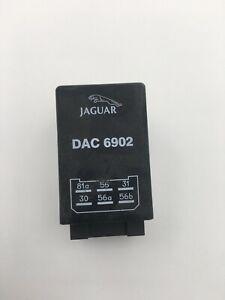 ORIGINAL JAGUAR FACELIFT 91-96 HEADLAMP LOGIC MODULE RELAY DIP MAIN XJS DAC6902