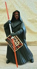 More details for ray park signed star wars darth maul figure (the phantom menace)