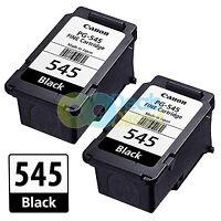 Genuine Canon PG-545 Black Twin Ink for Pixma MG2450 MG2550 MG2950 MG3050 MG3051