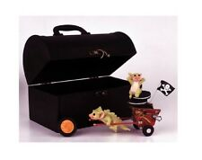 Go! Go! Getaway Cart w/Case Pocket Dragons Item 013910 Club Piece