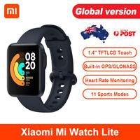 Xiaomi Mi Watch Lite Band Fitness Tracker GPS Heart Monitor 5ATM Sport Bracelet