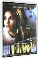 DVD NIGHTWAVES 2003 Thriller Sherilyn Fenn