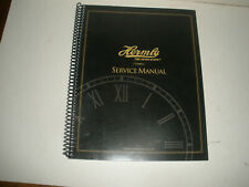 Hermle Service Manual