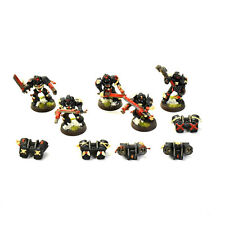 BLOOD ANGELS 5 Death Company #1 WELL PAINTED Warhammer 40K