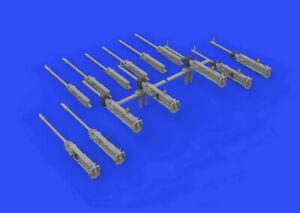 Eduard 1/48 Boeing B-17G Flying Fortress Guns set for HK Models kits