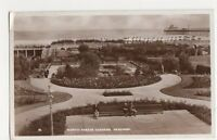North Parade Gardens, Skegness, 1939 RP Postcard, B317