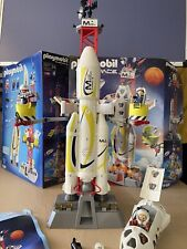 PLAYMOBIL 9488 Rocket With Launch Pad
