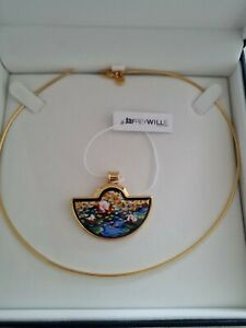 Frey Wille Necklace and Pendant