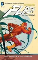 The Flash Vol. 5: History Lessons [The New 52]  VeryGood