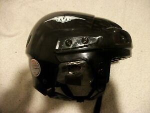 BRAND NEW LEFT OVER STORE STOCK MISSION INTAKE HOCKEY HELMET ADULT SIZE SMALL
